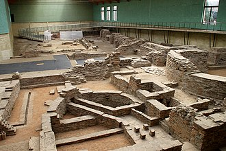 Roman heritage in Serbia - Remnants of ancient Sirmium, one the capitals of the late Roman Empire