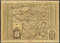 Carte geographique des abbayes et monasteres de la congregation de St. Maur avec les archevechez et evechez de France (4587185502).jpg