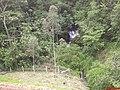 Cascata vista da Rodovia Cândido Portinari sentido Franca - SP-334 - Km-386 - panoramio.jpg