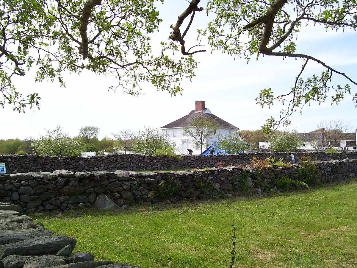 Rhode Island Coggeshall Farm Museum