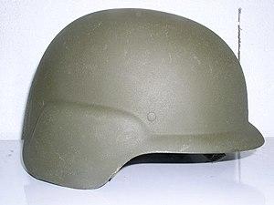SPECTRA helmet - A bare SPECTRA helmet.