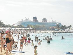 Treasure Cruise Island Event