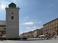 Castle Square in Warsaw - Plac Zamkowy w Warszawie 2012 (3).JPG