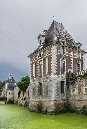 Castle of Selles-sur-Cher, Loir-et-Cher, France