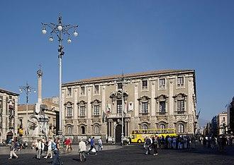 Catania - Piazza Duomo (Cathedral Square)