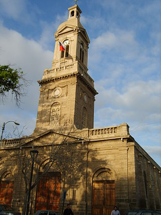 Roman Catholic Archdiocese of La Serena - Cathedral of Our Lady of Mercy
