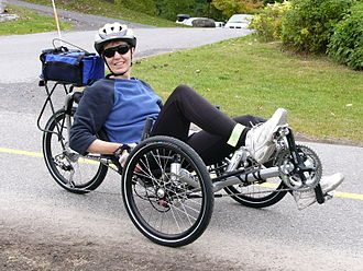 Catrike - 2009 model Catrike Trail