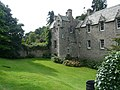 Cawdor Castle, from the drawbridge. - geograph.org.uk - 1476830.jpg