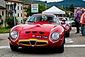 Cazalieres FR Meiners IT Automobile Club de France Alfa Romeo Giulia TZ 1 1964 (27632467632).jpg