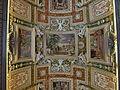 Ceiling photo-26 RAINVLPHVS S BERNARDI PRECIBVS HOSTES VINCIT.JPG
