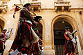 Celebration on the streets of Valletta, Malta, Mediterranean Sea-2.jpg