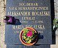 Cemetery Poznan Szczawnicka (Aleksander Rogalski).jpg