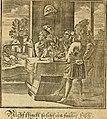 Centi-folium stultorum in quarto, oder, Hundert ausbündige Narren in folio - neu aufgewärmet und in einer Alapatrit-Pasteten zum Schau-Essen, mit hundert schönen Kupffer-Stichen, zur ehrlichen (14781733911).jpg