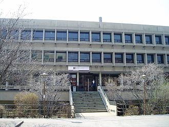 Centre for Addiction and Mental Health - CAMH Russell Street site