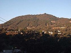 Cerro Alux in 2009