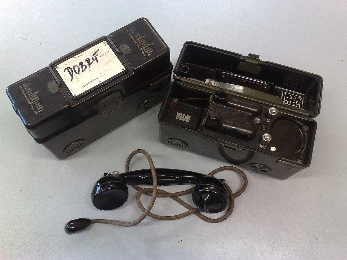 T l phone de campagne wikip dia - Reparation telephone plan de campagne ...