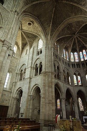 Notre-Dame-en-Vaux - Image: Châlons en Champagne, Église Notre Dame en Vaux PM 14379