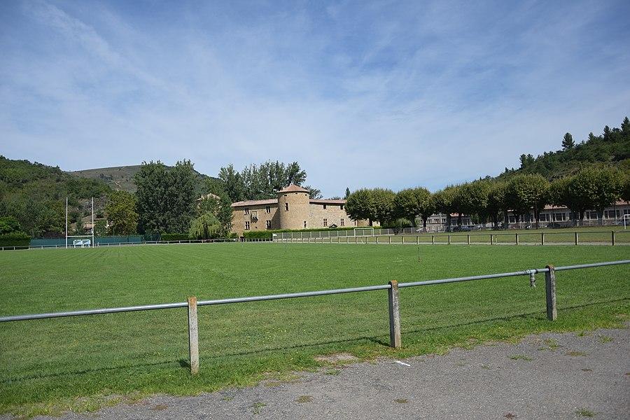 Castle of Couiza