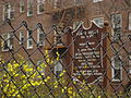 Chain-link Fencing at John Bowne House (WTM by official-ly cool 079).jpg
