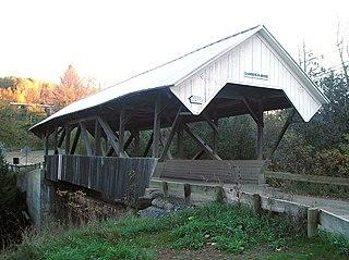 Chamberlin Mill Covered Bridge