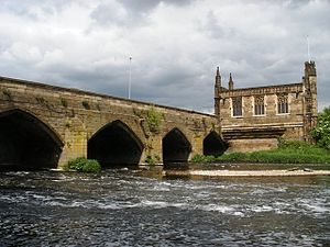 Chantry Chapel of St Mary the Virgin, Wakefield - Wakefield's Medieval Bridge and Chantry Chapel
