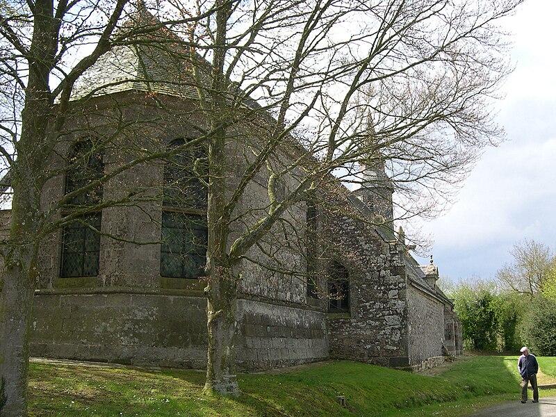 Chapelle de Kermaria
