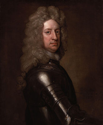 Robert Monckton (died 1722) - Charles Mordaunt, Earl of Peterborough and Monmouth.