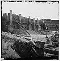 Charleston Harbor, South Carolina. Interior view of Fort Sumter LOC cwpb.03071.jpg