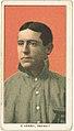 Charley O'Leary, Detroit Tigers, baseball card portrait LCCN2008676597.jpg