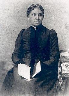 Charlotte Forten Grimké American writer and activist