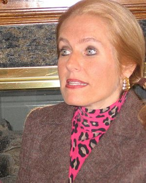 Charlotte Laws - Laws during a television interview in June 2009.