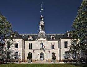 Mairie de Chatou.