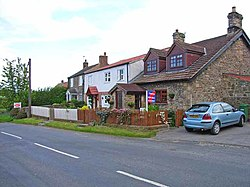 Chaytor Farmhouse and Cottages, Tunstall - geograph.org.uk - 171974.jpg