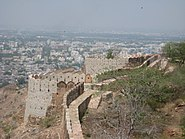 Check Posts at Nahargarh Fort