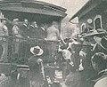 Chegada do comboio real a Vila Real 2 - Ilustracao Portuguesa 74 1907.jpg