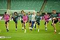 Chelsea players training before 2019 UEFA Europa League final 01.jpg