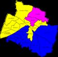 Cheltenham 2006 election map.png