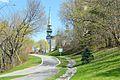 Chemin vers l'église Saint-Pierre, Shawinigan 2017-05-16.jpg