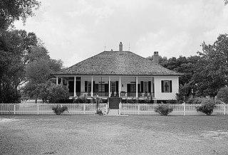 Cherokee Plantation (Natchez, Louisiana) United States historic place