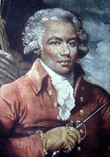 Chevalier de Saint-Georges French classical musician