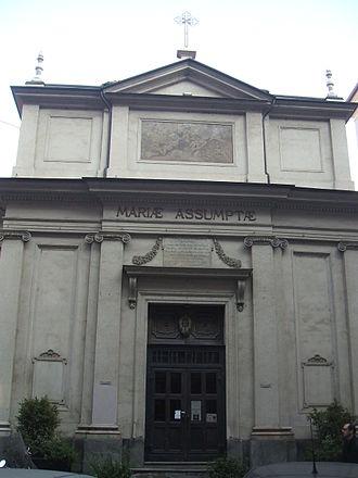 Bernardo Vittone - Santa Maria di Piazza, Turin