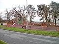 Children's play area, Stelvio Park Crescent, Newport - geograph.org.uk - 2171780.jpg