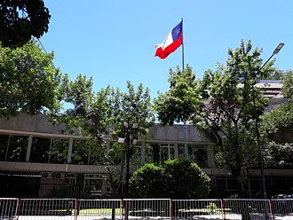Argentina–Chile relations - Embassy of Chile in Buenos Aires