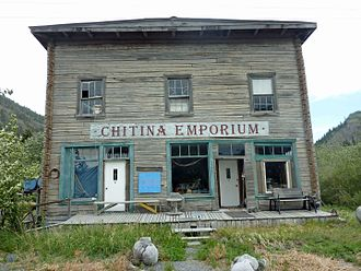 Chitina, Alaska - Chitina Emporium in 2011