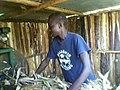 Chopping cow feed.jpg