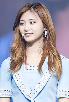 Chou Tzu-yu at Twiceland Encore Concert in Seoul on June 17, 2017.jpg