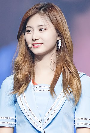 Chou Tzu-yu - Image: Chou Tzu yu at Twiceland Encore Concert in Seoul on June 17, 2017