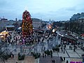 Christmas tree in Kyiv (31 December 2017) 1.jpg