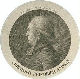 Christoph Friedrich von Ammon