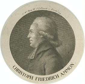 Christoph Friedrich von Ammon - Wikipedia, the free encyclopedia